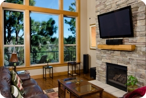 Hire A Professional Fireplace TV Installation Expert. TV Installation Over The Fireplace start at only $269.