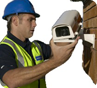 security cameras installer la